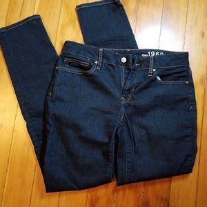 Gap 1969 Curvy Skinny Jeans